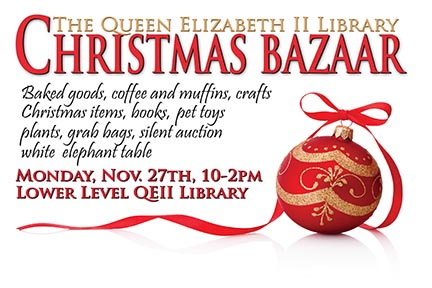 2017 Annual Christmas Bazaar