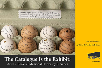 The Catalogue Is the Exhibit