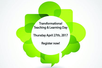 Transformational Teaching and Learning Day at Memorial