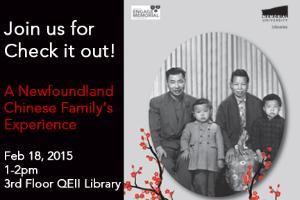 Newfoundland Chinese family Experience