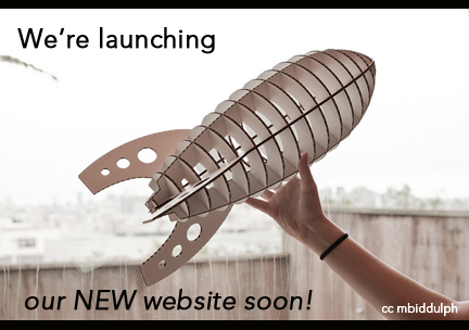 We;re launching our NEW website soon!