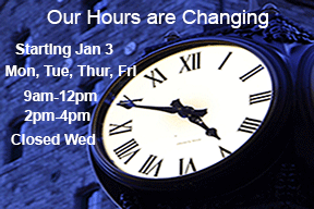 archives new hours