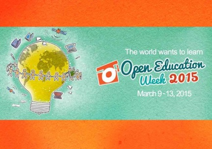 Open education week March 9-13, 2015 events at Grenfell Campus