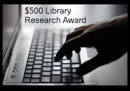 Library Research Award