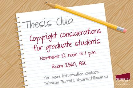thesis club
