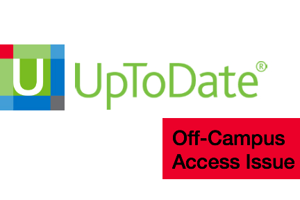 off campus access not working