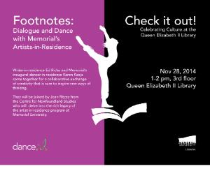 check it out event dialogue and dance