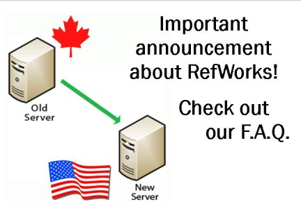 Refworks Announcement