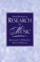 Introduction to Research in Music by Richard J. Wingell (2001)